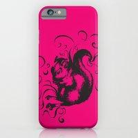 Squirrel Color iPhone 6 Slim Case