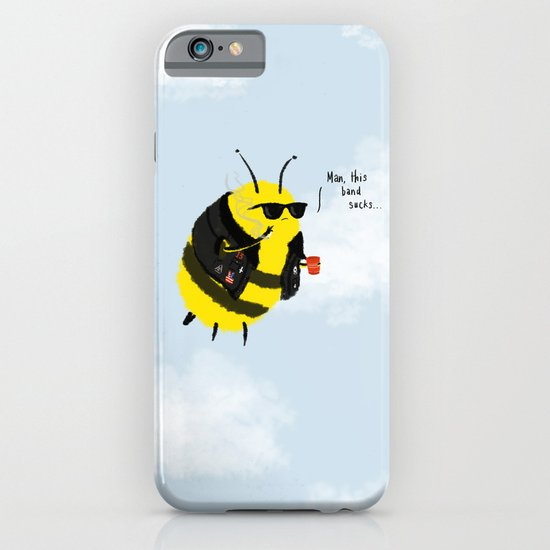 Festival Bees iPhone & iPod Case