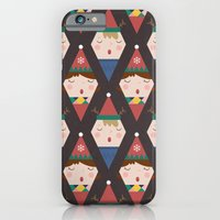 Day 25/25 Advent - A Chr… iPhone 6 Slim Case