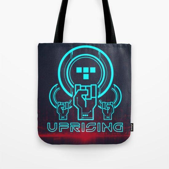 Uprising  Tote Bag