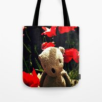 Poppy Palin Tote Bag