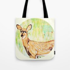 As A Deer Tote Bag