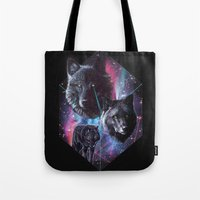 >>WOLF DREAMIN Tote Bag