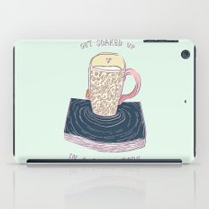Get Soaked Up In A Great Book iPad Case