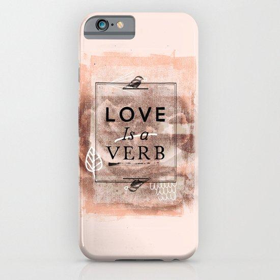 L.o.v.e iPhone & iPod Case