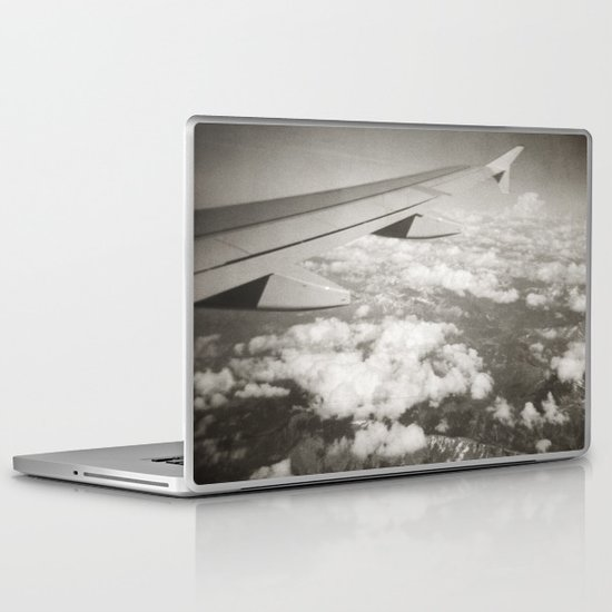 { flying high } Laptop & iPad Skin