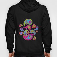 Paisley Party Hoody