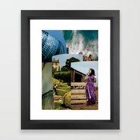 Col8 Framed Art Print