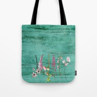 Summer in my gaarden Tote Bag