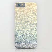 iPhone Cases featuring Snowfall by Lisa Argyropoulos
