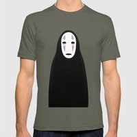 No Face Mens Fitted Tee Lieutenant SMALL