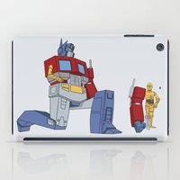 Not the Parts they were looking for... iPad Case