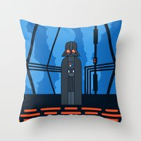EP5 : Darth Vader Throw Pillow