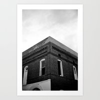 Alabama #9 Art Print