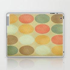 Autumn Circles  Laptop & iPad Skin
