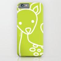 Green Deer iPhone 6 Slim Case