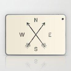 Compass (Natural) Laptop & iPad Skin