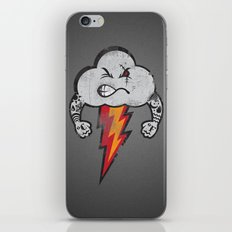 Bad Weather iPhone & iPod Skin