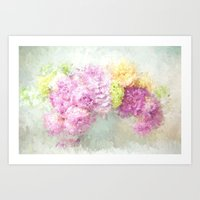 summer thoughts Art Print