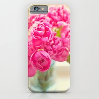 Pretty in Pink iPhone 6 Slim Case