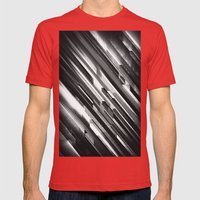 Come Together Mens Fitted Tee Red SMALL