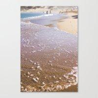 Sea Sounds Canvas Print