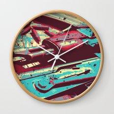 AK 47  Wall Clock