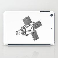 Satellite Of Love iPad Case