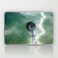 Blown Away Laptop & iPad Skin