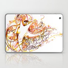 We Are Such Stuff as Dreams Are Made On - Shakespeare Quote Print Laptop & iPad Skin