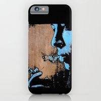 iPhone & iPod Case featuring SMOKE by ARTito