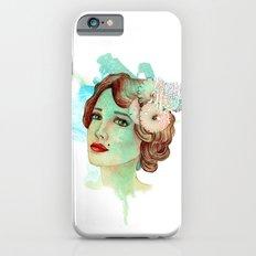 retro woman 2 iPhone 6s Slim Case