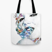 Marilyn Monroe (NOW WITH… Tote Bag