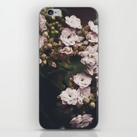 Angel Flowers  iPhone & iPod Skin