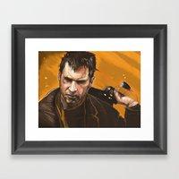 Blade Runner Framed Art Print