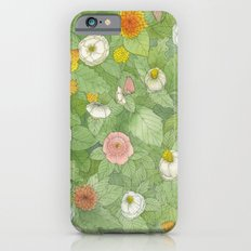 Secret Garden iPhone 6s Slim Case
