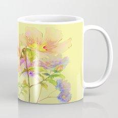 soft pastel floral Mug