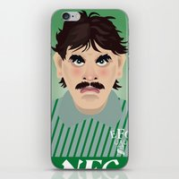 Big Neville Southall, Ev… iPhone & iPod Skin