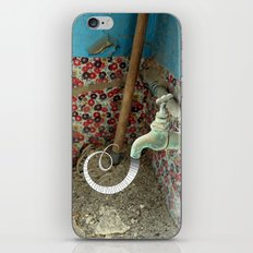Inspiration is Flowing iPhone & iPod Skin