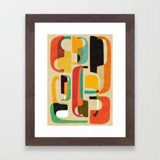 Call her now Framed Art Print