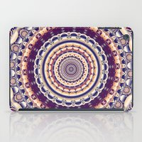 Abstractions in colors (Mandala) iPad Case