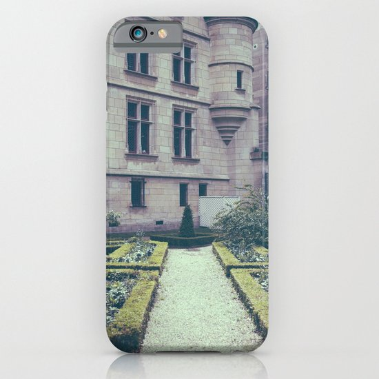 French Garden Maze II iPhone & iPod Case
