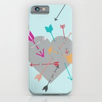 Arrow Heart iPhone 6 Slim Case