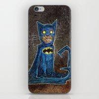 Catman  iPhone & iPod Skin