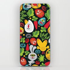 Ugly Easter. iPhone & iPod Skin