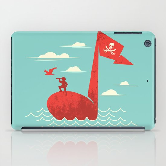 the pirate's song iPad Case