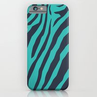 Zebra's Not Dead II iPhone 6 Slim Case