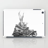 In which a goldfish spoils an outing iPad Case