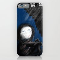 iPhone & iPod Case featuring Danae is locked by Carlos Una