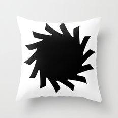 Sun 03 Throw Pillow